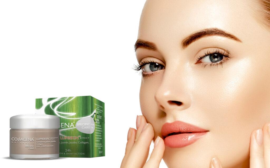 Collagena Lumiskin prospect - ingrediente active, compoziția