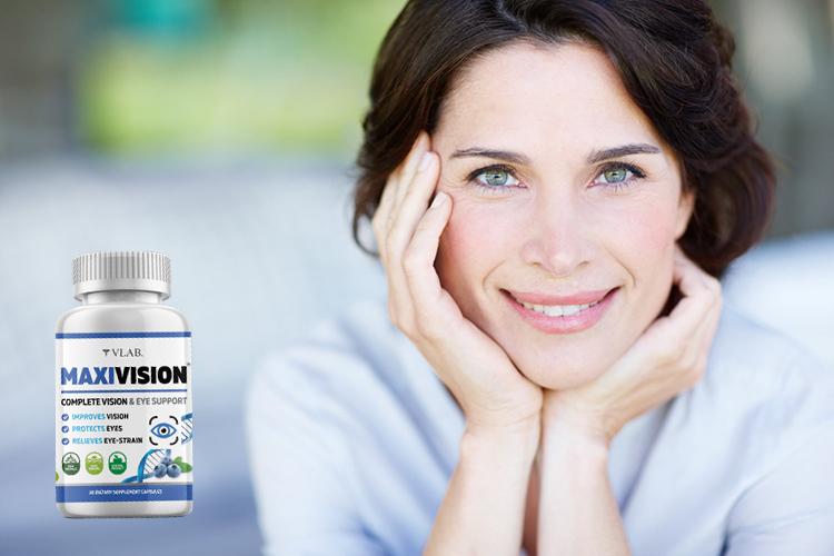 Maxi Vision prospect - formula de acțiune, ingredientele active